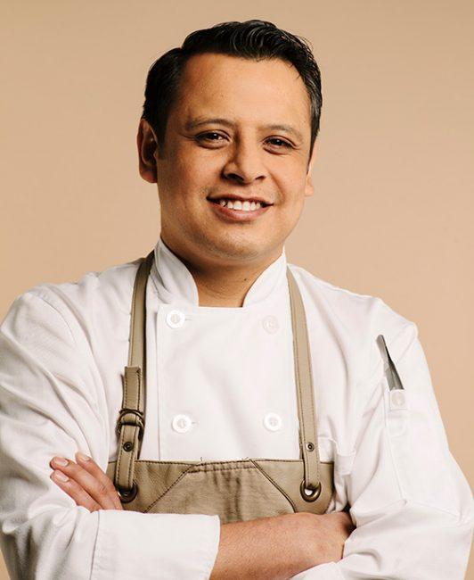 Chef Hector Laguna